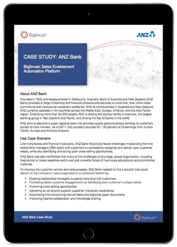 ANZ case study ss